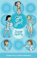 NEW Go Girl Blue: Super Sporty by Paperback Book Free Shipping