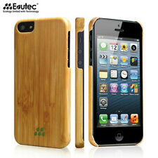 Evutec Wood S Ultra Thin Slim Real Wood Shockproof Case For iPhone 5S/5