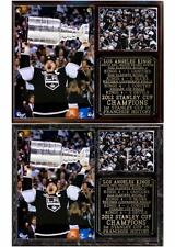 Los Angeles Kings 2012 Stanley Cup Champions Photo Plaque Dustin Brown J Quick