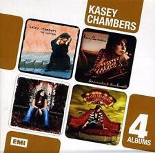 4 Albums Box Set: the Captain/barricades & Brick - Chambers,Kasey New & Sealed C