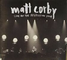 Live on the Resolution Tour Ep - Corby,Matt CD-JEWEL CASE