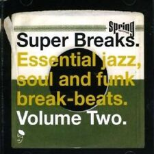 Vol. 2-super Breaks-essential Jazz Soul & Funk Bre - Super Breaks-Essential Jazz