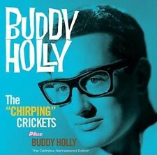 The Chirping Crickets/Buddy Holly - Buddy Holly New & Sealed Compact Disc Free S