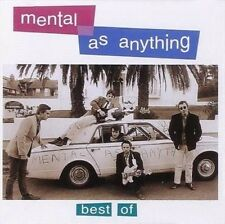 Best of - Mental As Anything CD-JEWEL CASE