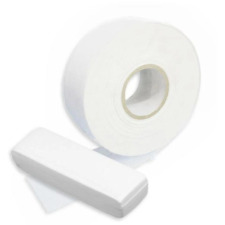 WAX STRIPS ROLLS Depilatory Strip Roll Hair Removal Non Woven Disposable