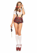 Leg Avenue 85405 Sexy Teacher's Pet School Girl Costume