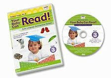 Your Baby Can Read 3 [DVD] [Region 1] [US Import] [NTSC], Good Condition DVD, ,