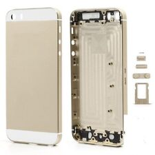 ALLOY METAL REPLACEMENT BATTERY HOUSING DOOR BACK COVER CASE FOR IPHONE 5S 5