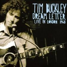 Dream Letter - Buckley,Tim New & Sealed LP Free Shipping