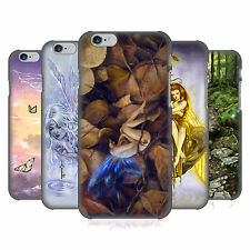 OFFICIAL SELINA FENECH FAIRIES HARD BACK CASE FOR APPLE iPHONE PHONES