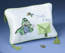 GIRL OR BOY TOOTH FAIRY PILLOW WITH TOOTH POCKET!