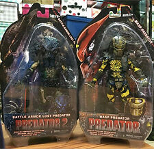 "NECA Battle Armor Lost  WASP Predator 2 Series 11 Primevil 7"" Figure"