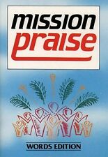 Mission Praise (Hymn Book), , Very Good Condition Book, ISBN 9780551010918