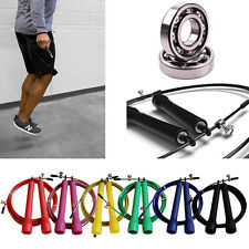 Fitnesss High Speed Jump Rope Gym Training Adjustable Jump Rope Sports Exercise