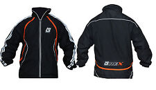 Mens Boys Tracksuit Sports Top Zipper Dry Casual Jacket Gym Hoodie Jogging Track