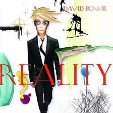 Reality (180-gram) - Bowie,David New & Sealed LP Free Shipping