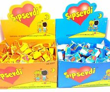 LOVE IS BUBBLE CHEWING GUM STRAWBERRY BANANA,PINEAPPLE ORANGE VALENTINE GIFT
