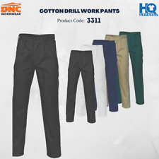 Cotton Drill Work Pants Brand New Clothes Work Wear 3311 dnc