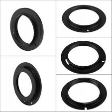 Aluminum Camera M42 Lens Mount Adapter Ring for Canon Nikon Pentax Sony Olympus