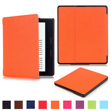 STAND SMART MAGNETIC LEATHER CASE COVER FOR AMAZON KINDLE OASIS EBOOK EREADER