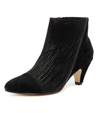 New Gamins Pedros Black Mix Womens Shoes Dress Boots Ankle