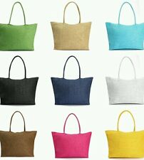 2016 Hot New Design Straw Popular Summer Style Weave Woven Shoulder Tote