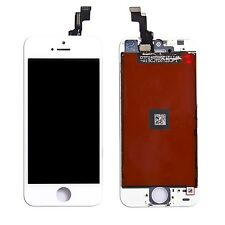 iPhone 5S LCD Screen Digitizer Display Assembly Replacement+Home Button Camera