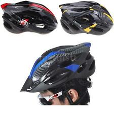 New Bike Bicycle Helmet Adult Cycling Carbon Safety Protection Helmet Cool G9R3