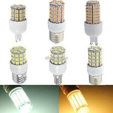 G9 E14 E27 SMD5050 3528 LED Corn Light Clod Warm White Bulb Lamp 200V-240V N98B