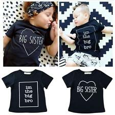 Boys Kids Toddlers Kids Baby T-shirt Tops Short Sleeve Shirt Pullover Sexy R2Q8