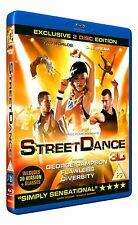Street Dance - 2D & 3D - 2 Disc Inc Glasses **NEW & SEALED** BLU RAY