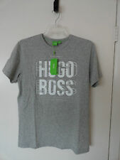 "NWT HUGO BOSS GREEN LABEL ""TEE 6"" MENS T-SHIRT COTTON Sz L, XL, XXL"
