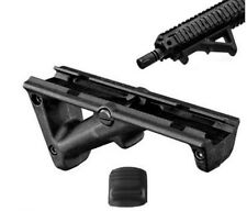 Front Angled Foregrip Fore Grip With Finger Shelf For Airsoft Training Hunting