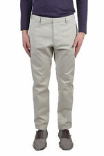 Dsquared2 Men's Beige Casual Cropped Pants Size US 28 30 34 36 38