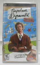 Sony PSP NAPOLEON DYNAMITE Video Game Brand NEW FACTORY SEALED