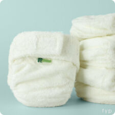 Little Lamb Bamboo Nappies | Pack of 5 Washable Bamboo Nappies | UK Seller