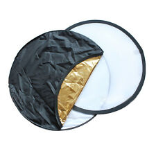 Handheld 80cm/110cm 5 in 1 Light Multi Collapsible Photo Reflector Board Disc