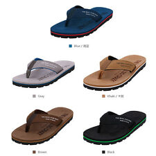 Fashion Summer Men's Sport Beach Flip Flops Slippers Sandals Shoes Footwear