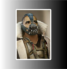 Anti Obama Obama In Bane Mask Bumper Sticker Decal