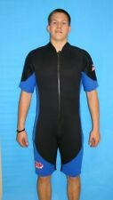 Wetsuit 3MM shorty Style size Small to 6X Plus Size 8910