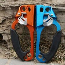 Ascension Rock Climbing Ascender Right- Left Hand Aid Equipment Tree Caving Gear