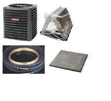 Goodman GSX13 Central Air Conditioning Packages! Condenser-Acoil-linset-pad