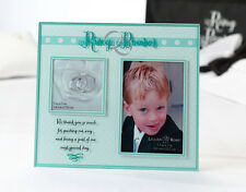 WEDDING RING BEARER THANK YOU! PICTURE FRAMES
