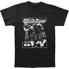 Operation Ivy Skankin' Rock Music Guitar Drums Skater Urban Goth T Shirt S-4Xl