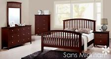 NEW! Larado Collection King Size Bed Set 6pc Bedroom Furniture TWO COLORS