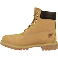 TIMBERLAND 6 INCH PREMIUM BOOTS 10061 BOOTS WHEAT BEIGE
