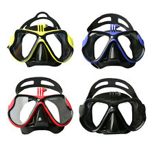 Hot Diving Mask Scuba Snorkel Swimming Goggles For Hero/XiaoYi Sports Camera