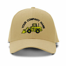Your Company Name Custom Loader Embroidered Adjustable Hat Baseball Cap
