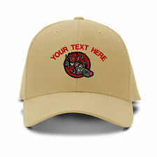 Your Text Here Custom Exterminator Embroidered Adjustable Hat Baseball Cap