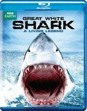 Great White Shark: a Living Legend - BLU-RAY Region 1 Brand New Free Shipping
